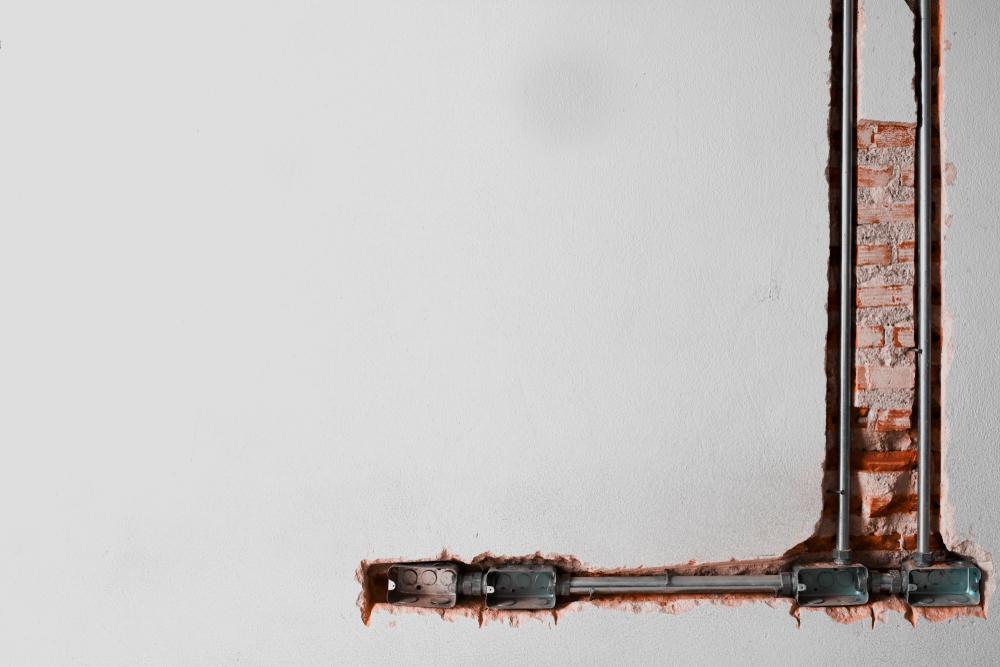 stromleitung erneuern