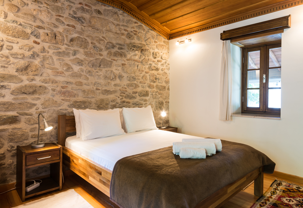 schlafzimmer mediterran